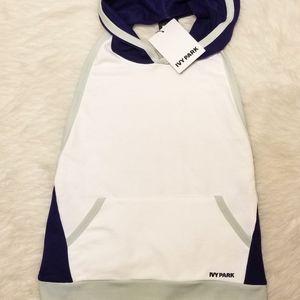 IVY PARK Backless hoodie